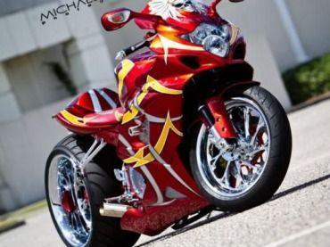 Suzuki GSXR 1000 Custom Build for sale on 2040-motos