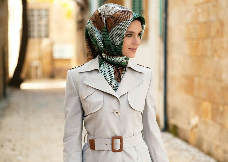 Armine hijab and outfit