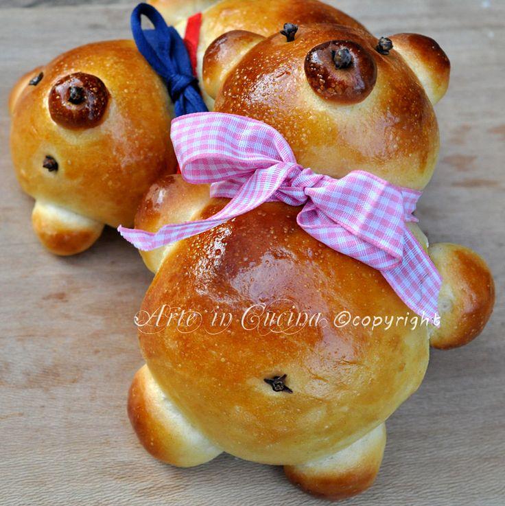 Orsetti di pan brioche per feste di compleanno, bambini, soffici , ripiene alla nutella, forma di orsetto, semplici da realizzare, congelabili anche con bimby.