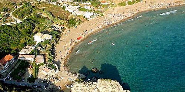 Пляж Кодо Ялос