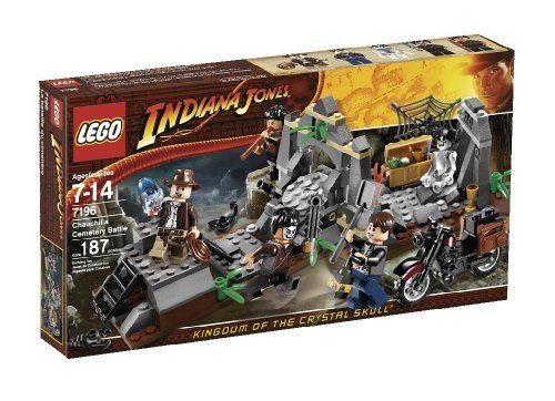 LEGO Indiana Jones Chauchilla Cemetery Battle (7196) LEGO,http://www.amazon.com/dp/B001US69QK/ref=cm_sw_r_pi_dp_VyEftb14A5MD8WAW