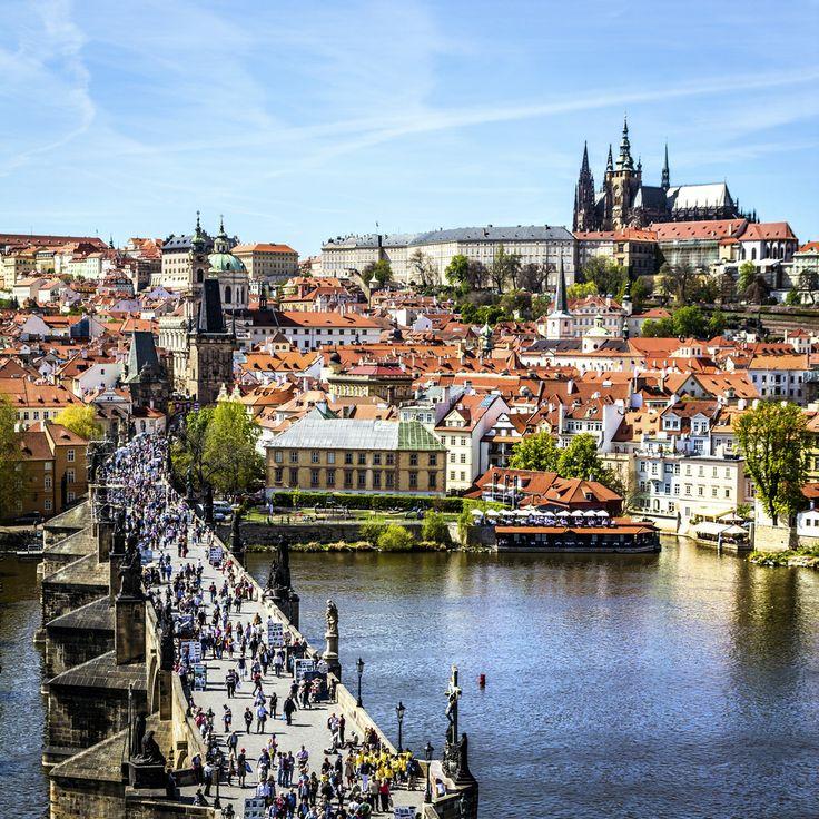 Learn Czech before you travel to Prague! | Ahoj - Learn Czech ...