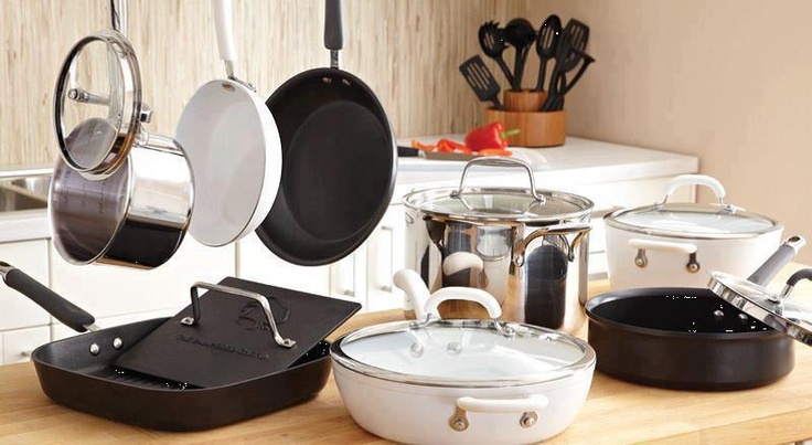 Pampered Chef S New Line Of White Ceramic Cookware Host