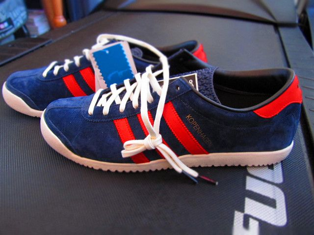 Adidas Kopenhagen_2350 | This reissue of a shoe dating back … | Flickr