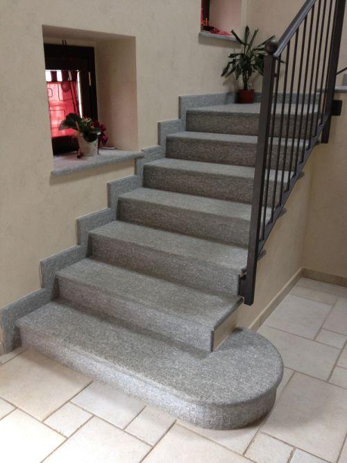17 migliori idee su scale in pietra su pinterest scale for Scala in pietra lavica