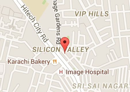 Map of Rotech Info Systems Pvt Ltd