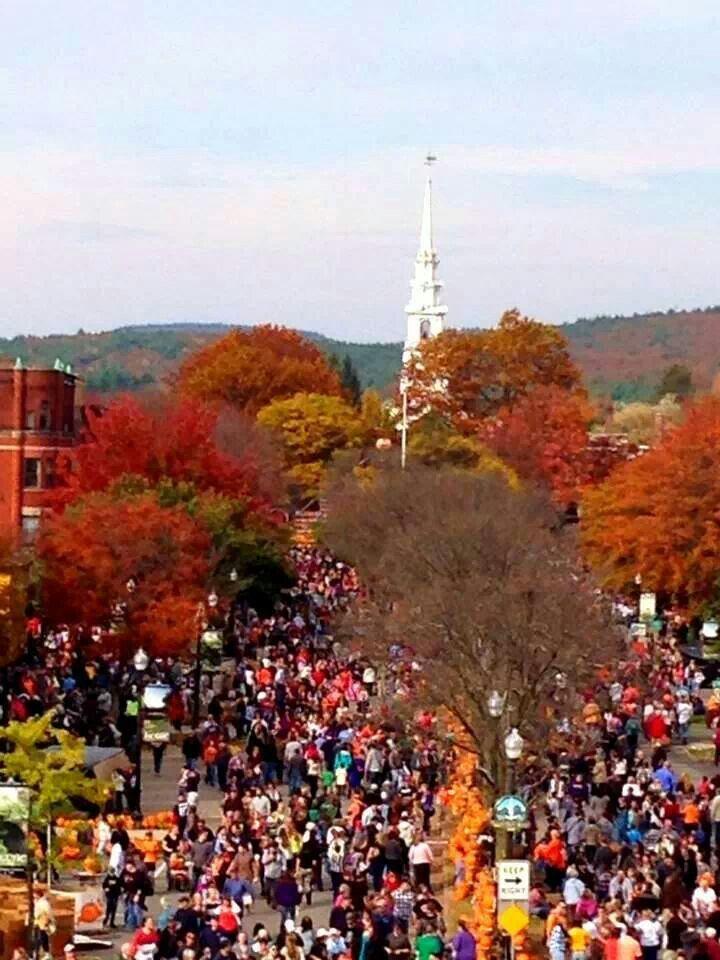 Pumpkinfest, Keene NH