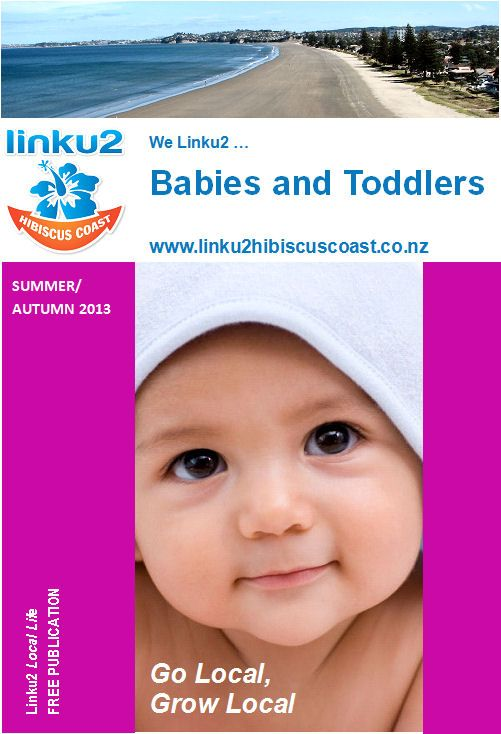 Hibiscus Coast Babies and Toddlers - Winter 2013 edition