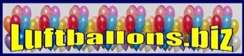 Luftballons.biz | Helium  | Luftballons aus Folie | Luftballons aus Latex | Bubbles-Luftballons | Luftballons mit Helium in Flaschen | Zubeh...