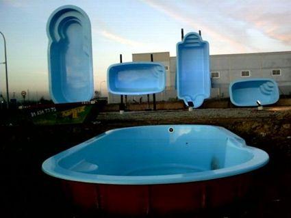 Las 25 mejores ideas sobre piscinas prefabricadas en for Ofertas piscinas de hormigon