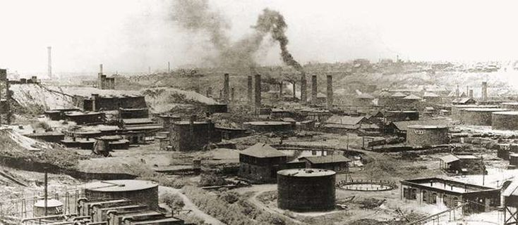 Full text to The History of the Standard Oil Refinery by Ida Tarbell, written in 1904.