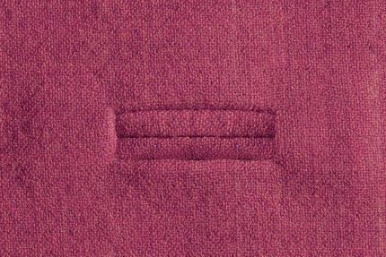 How to Sew a Bound Buttonhole - Threads