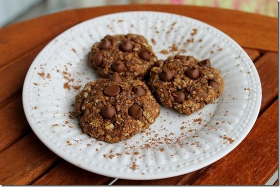 Double Chocolate Chip Protein CookieDouble Chocolates, High Protein Snacks, Chocolate Chips, Chocolates Chips, Chips Protein, Cocoa Nibs, Protein Cookies, Chocolates Protein, Peanut Butter