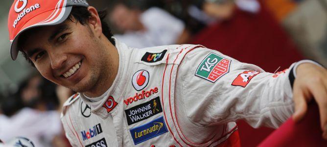 Sergio Pérez confirma su salida de McLaren con una carta de agradecimiento