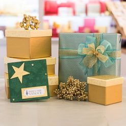 Jak se v Giftisimo balí Vánoce