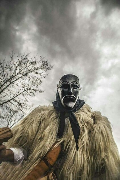 Mask of Sardinia  !