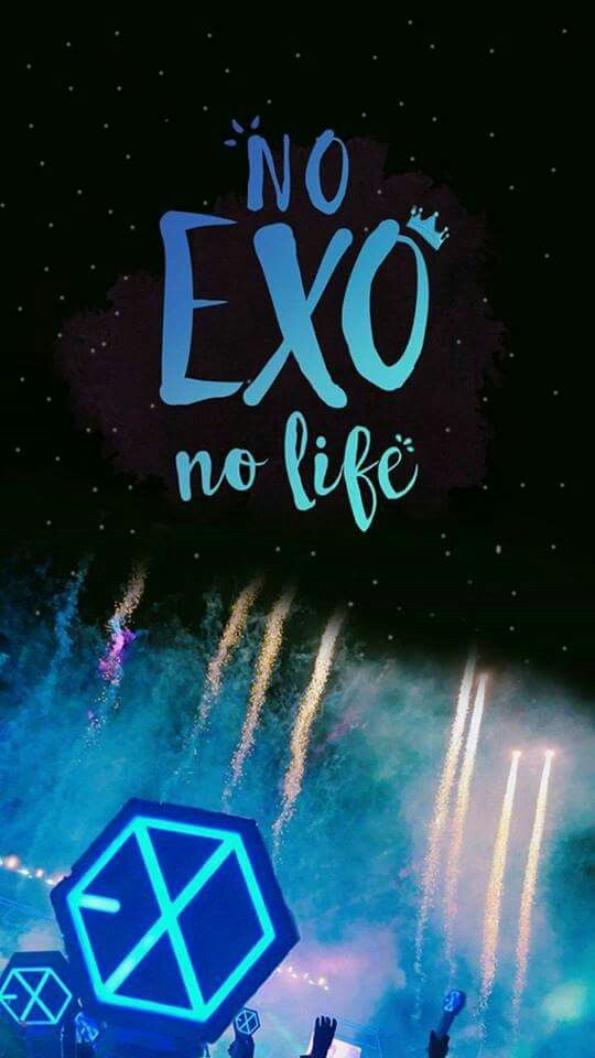 EXO Wallpaper | EXO'rdium dot | Rainbow ocean