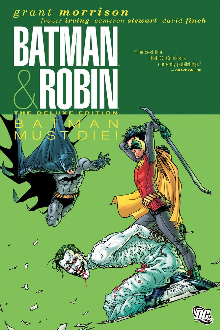 27 best my library images on pinterest comic books comics and batman and robin vol 3 batman and robin must die deluxe hardcover fandeluxe Image collections