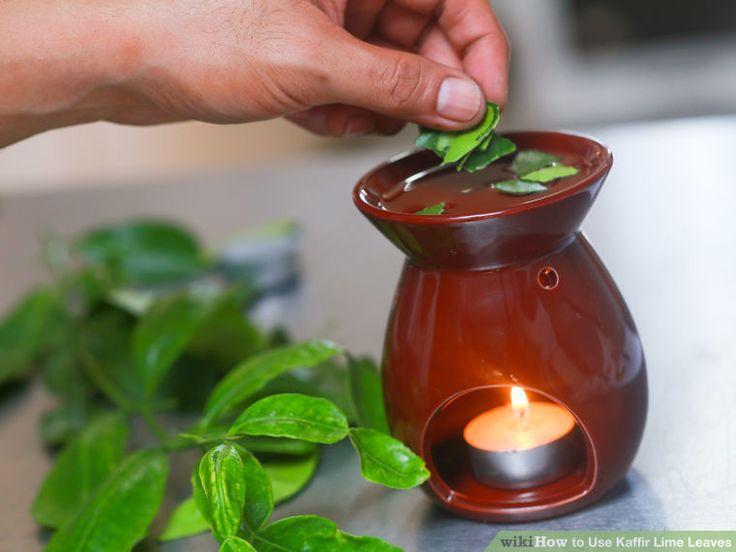 Image titled Use Kaffir Lime Leaves Step 5