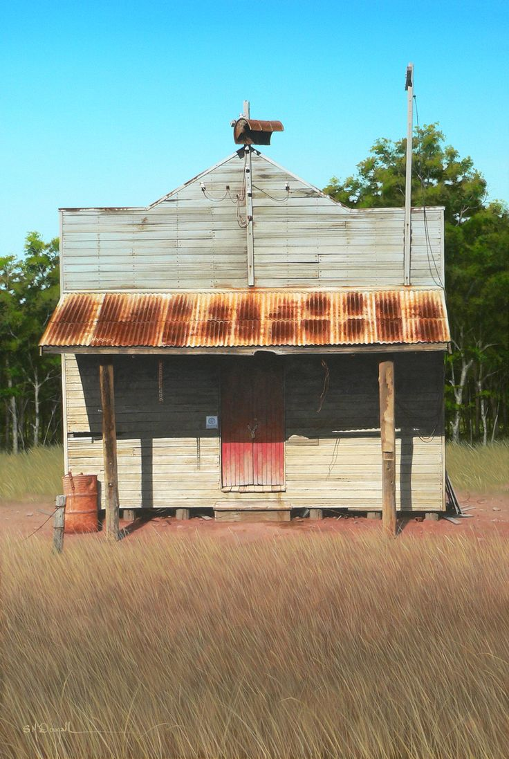 Workers Store (Artherton, Qld) 90cm x 60cm