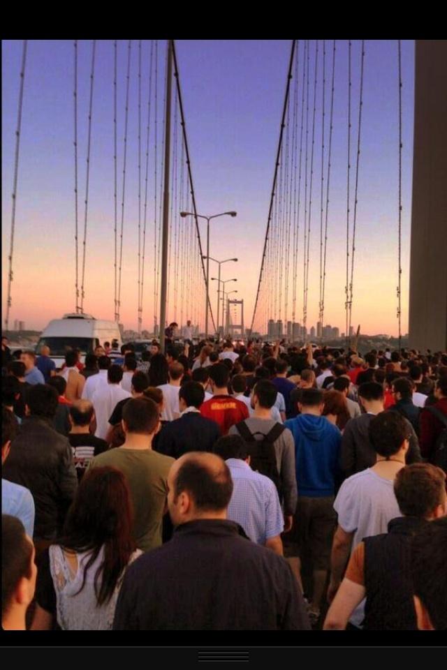 #occupygezi #occupytaksim #occupyistanbul #occupyturkey  #WEARETURKISH #GETIT?