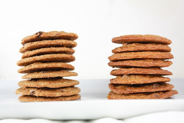 A new cookbook inspires us to taste test the cult favorite chocolate chip treat Thus recipe is for the chocolate chip cookies Ina Garten uses in her recipe