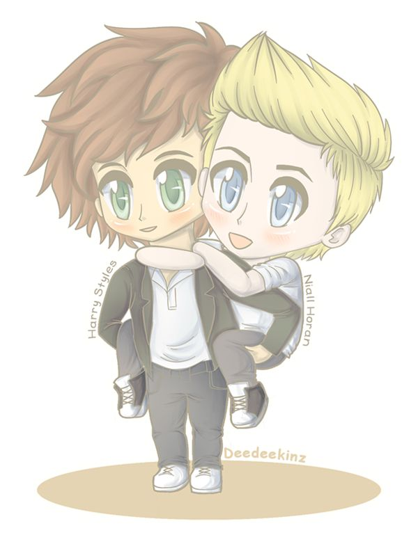 Narry fan art
