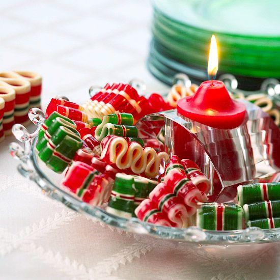 Best ribbon candy ideas on pinterest garland