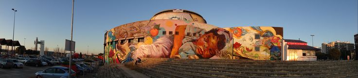 Graffiti Plaza de Armas (Sevilla)