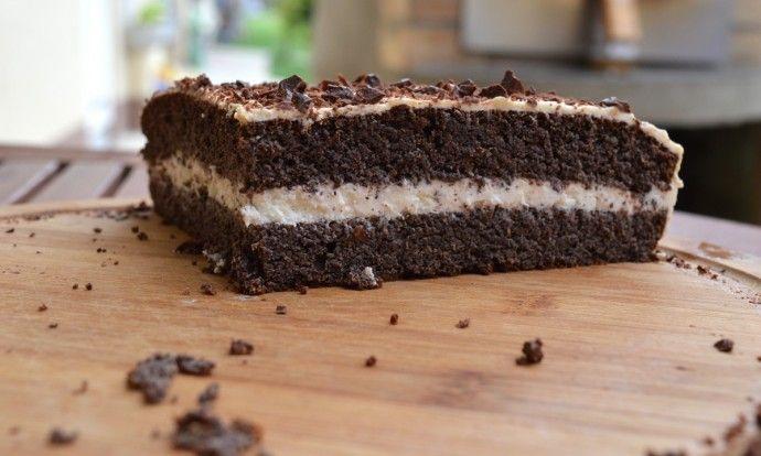Maková torta