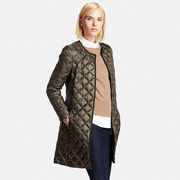 Manteau doudoune femme uniqlo
