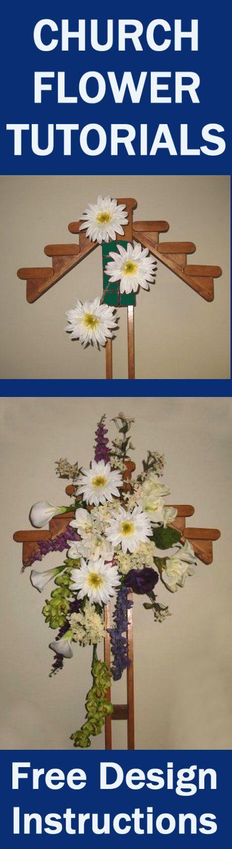 68 Best Images About 1 Fresh Flower Tutorials