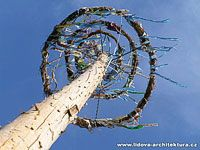 chodské tradice - májka