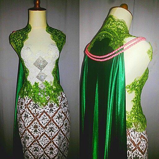 Merenda apkikasi 2 color green and white