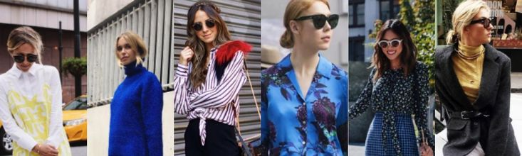 Streetstyle: 10 cool looks fra de internationale modeuger