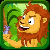 Free- Aesops Fables for Kids- Interactive audio sotrybook.