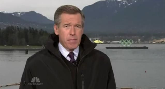 """Brian Williams raps Snoop Dogg's """"Gin and Juice."""""""