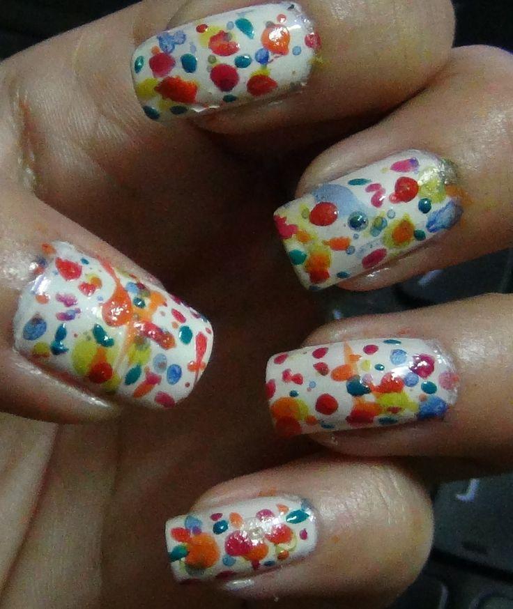 79 best Crazy Manicures images on Pinterest | Nail scissors, Make up ...