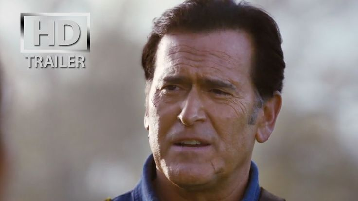 'Ash vs Evil Dead' | Official Trailer / Comic-Con 2015 || Bruce Campbell .&. Lucy Lawless  [.'30'..+Playlist]