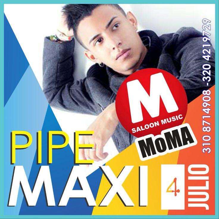 Pipe Maxi #EventosDivertidos  #UrbanMusic