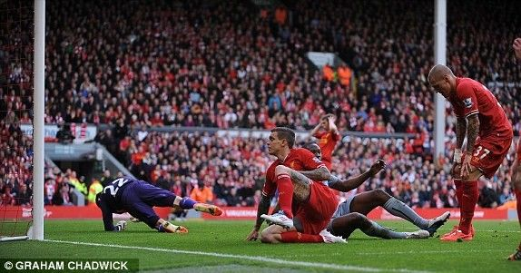 Martin Skrtel closing in on Richard Dunne's Premier League own goal record    One of the dreaded prospects for a defender in football is to deflect the ball into his own net and thereby set his own team back with an own goal. Some own goals are extremely bizarre, while others are just pure misfortune for the conceding side. When the opposition crosses the ball into the box,… Read More »