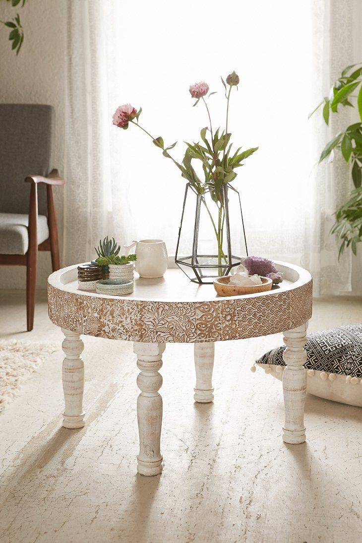Hope Round Coffee Table - Urban Outfitters