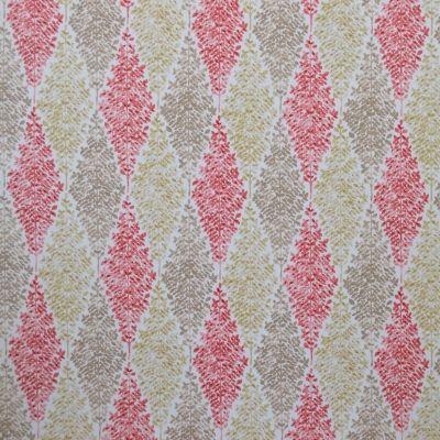 Limoges Sienna 10% cotton 140cm 32cm Curtaining