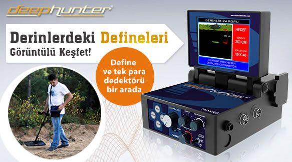 Makro Deephunter 3D Dedektör