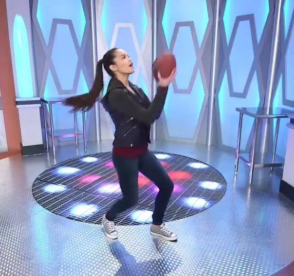 """Video: """"Mighty Med"""" Cast Showing Everyone Their Touchdown Dances December 26, 2014"""