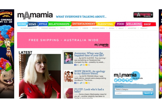 Mamamia.com.au and KYBOE! watches join the newest online fashion boom