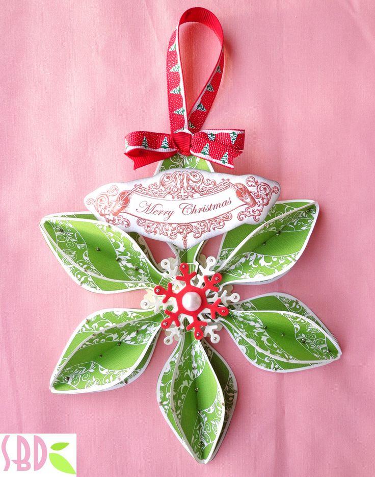 Ciao a tutti!  Il Natale si avvicina pian piano e questo è il periodo giusto per creare!!!  Durante l'estate è uscito nel mondo dove vengono...