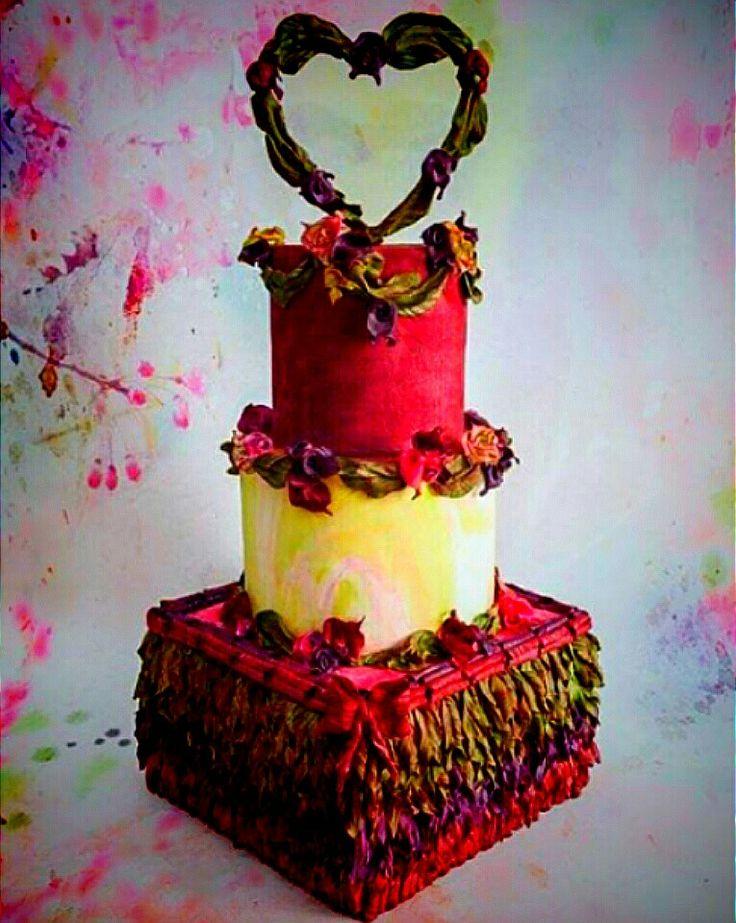 Thunder Cake Bay Bakery cake