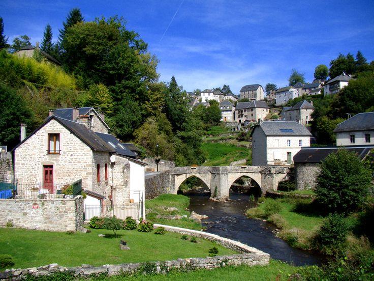 Treignac, Limousin