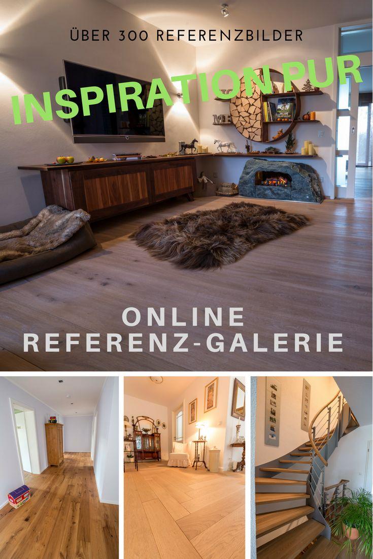 Inspiration PUR!  300 Referenzbilder bieten richtig viel Ideen wie Sie Ihr Zuhause zukünftig gestalten können.